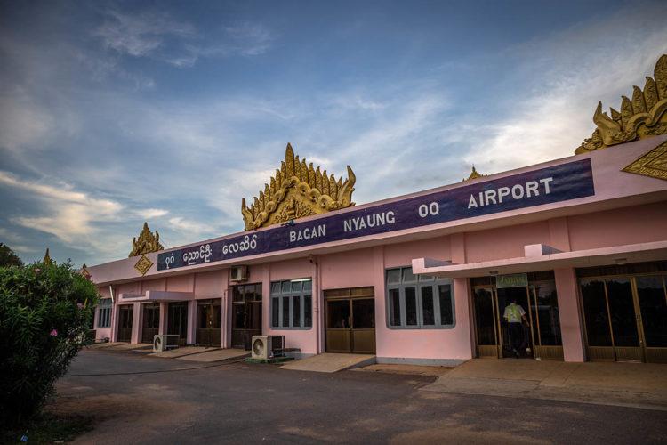 nyaung-u-airport