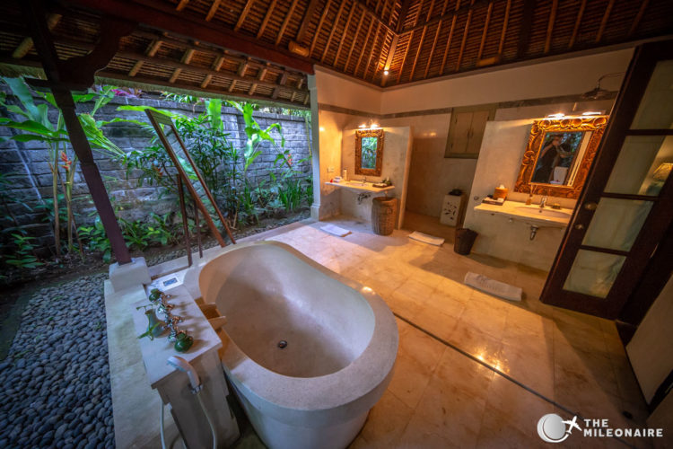 plataran canggu bathroom
