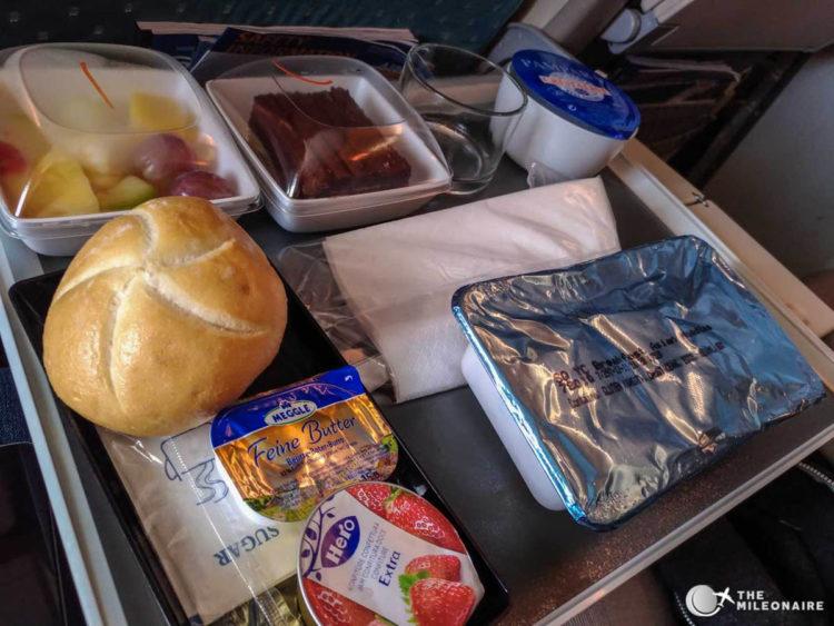 singapore airlines economy essen