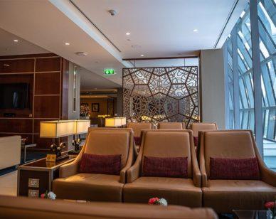 emirates lounge bangkok
