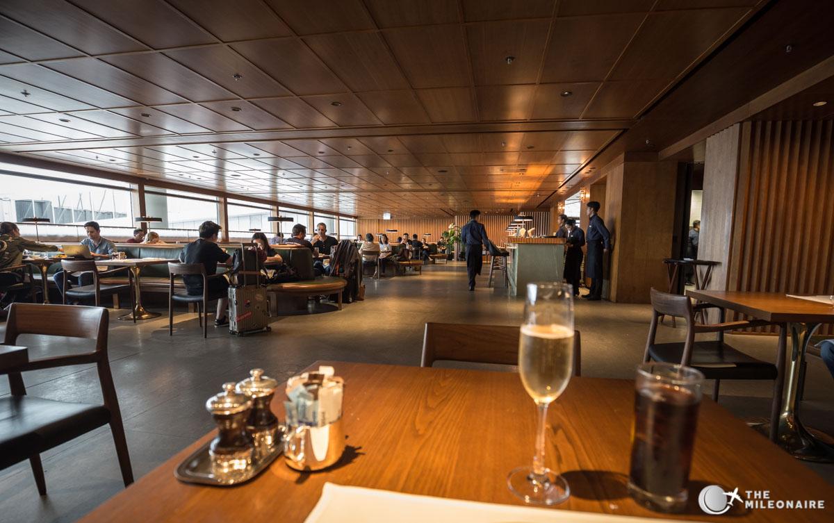 a la carte restaurant the pier