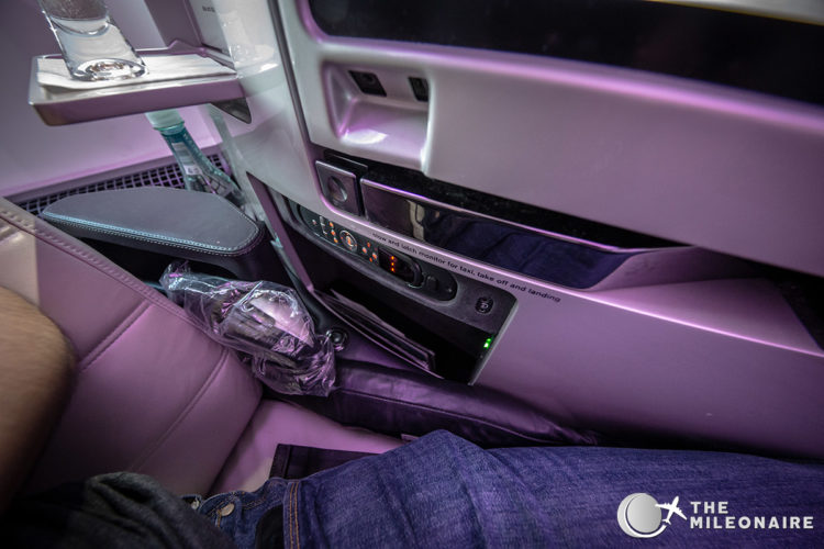 air new zealand business controls