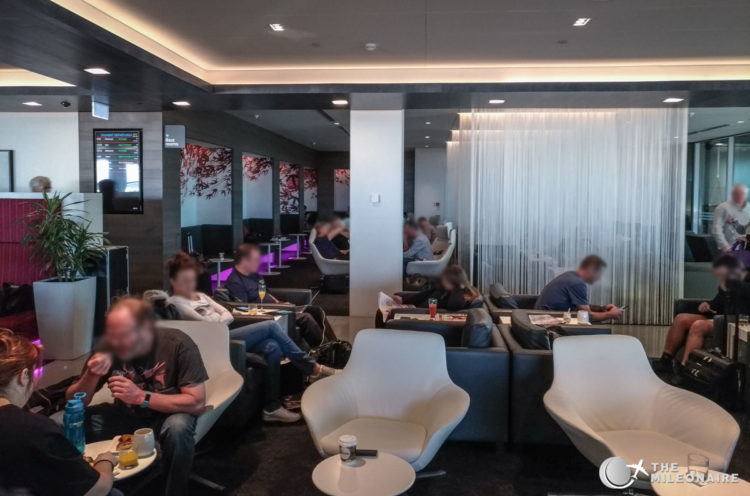 air new zealand lounge auckland