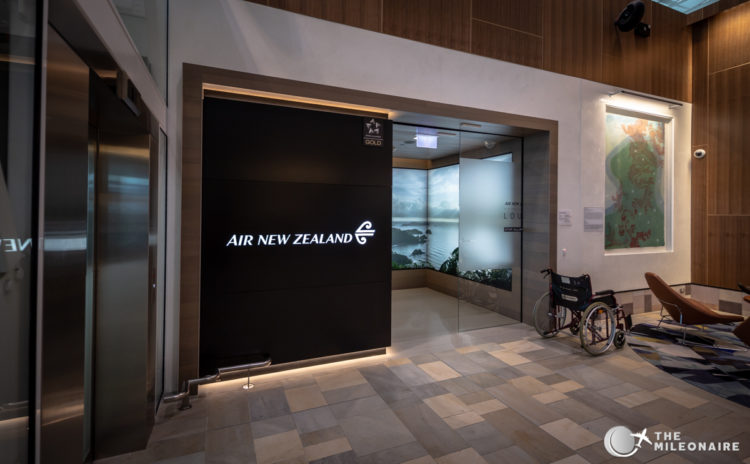 air new zealand lounge brisbane
