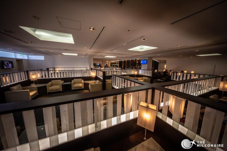 ana lounge tokio