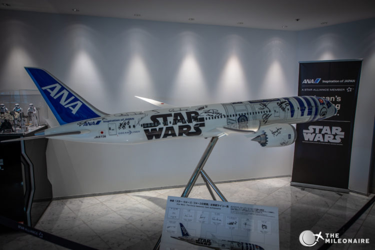ana star wars model