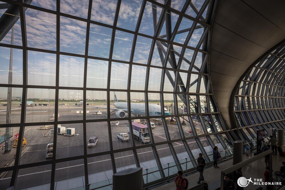 bangkok terminal view
