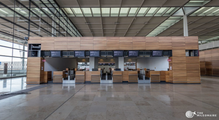 ber airport entrance