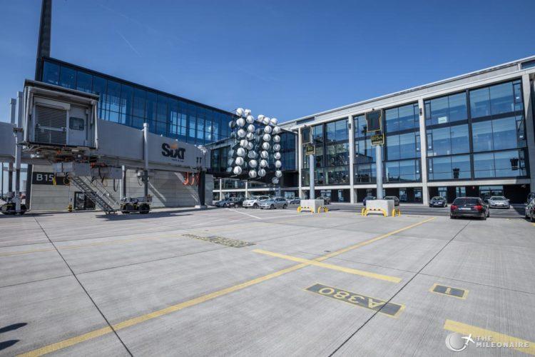ber airport gate