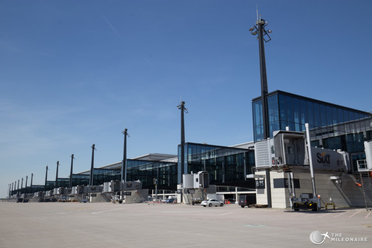 ber airport gates