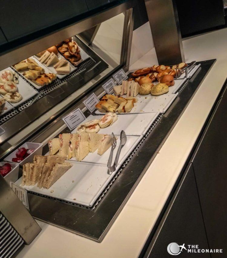 buffet milan montale