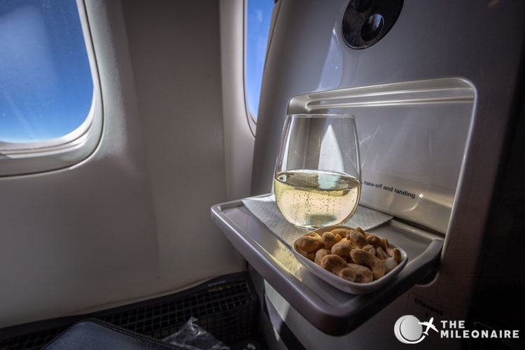 champagne air new zealand