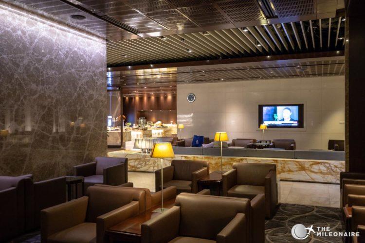changi singapore airlines lounge