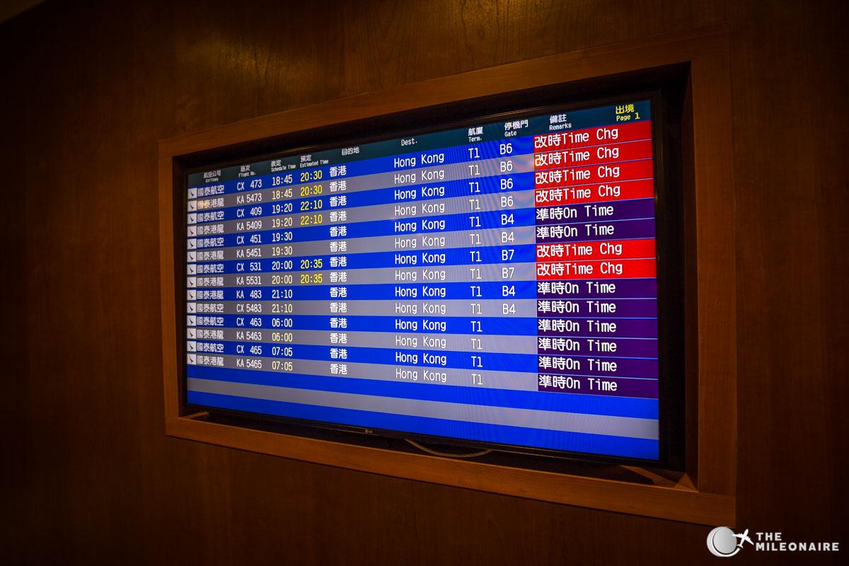 delays flughafen taipeh