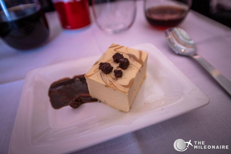 dessert air new zealand