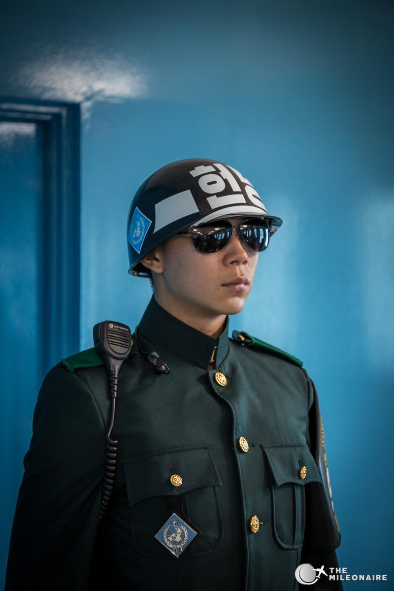 dmz soldier