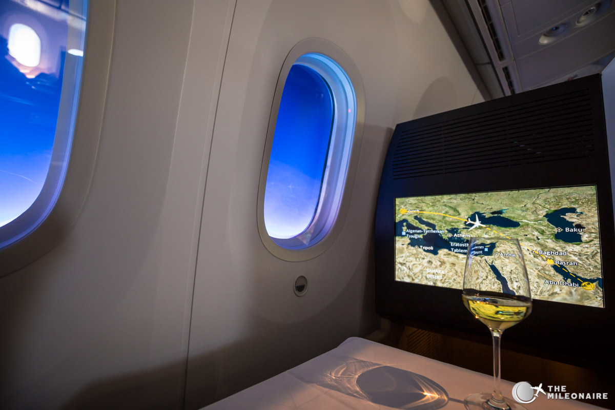 dreamliner window blinds