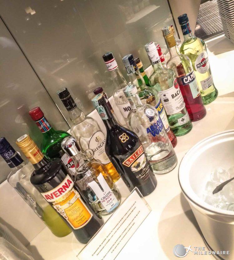 drinks lounge milan