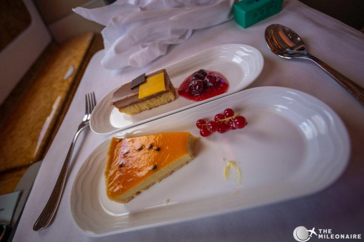 emirates dessert cake