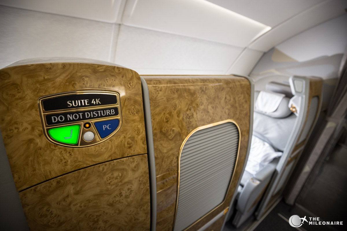 emirates first suite a380