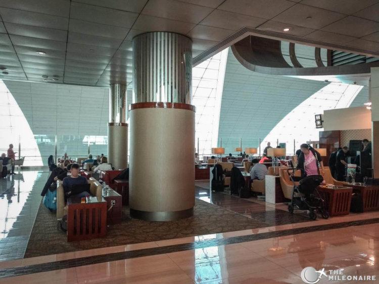 emirates lounge dxb