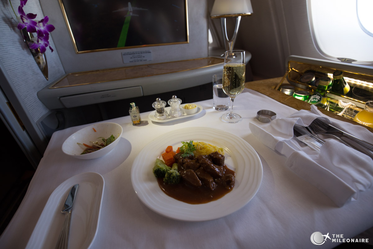 food emirates first
