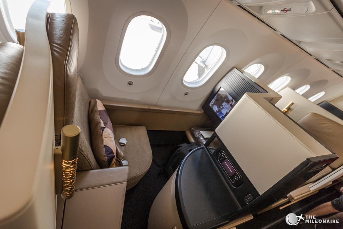 etihad 787 business class studio