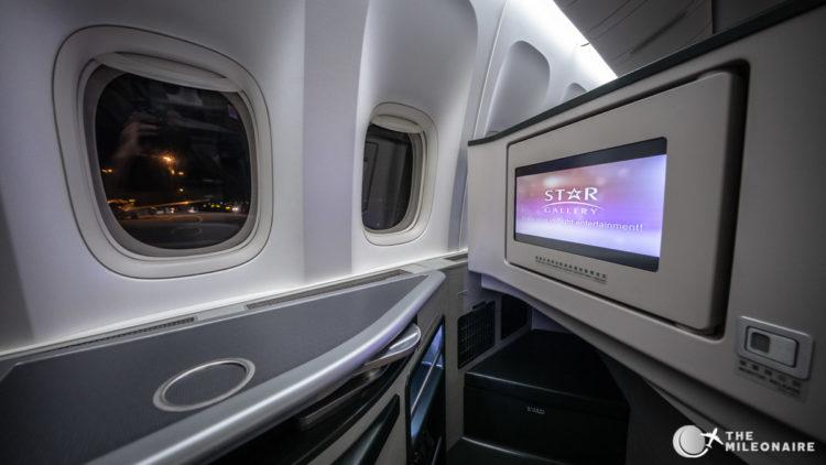 eva air 777 business