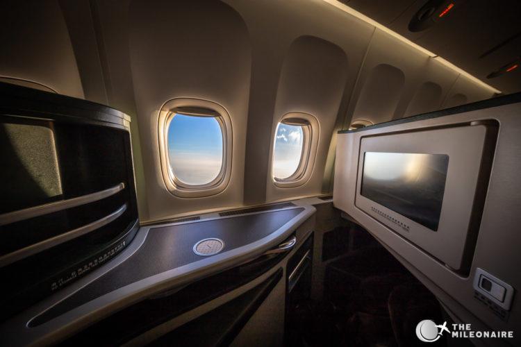eva air business