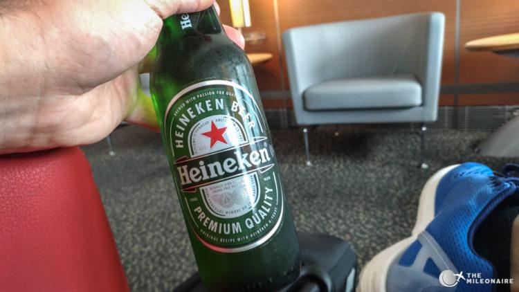 heineken lounge beer
