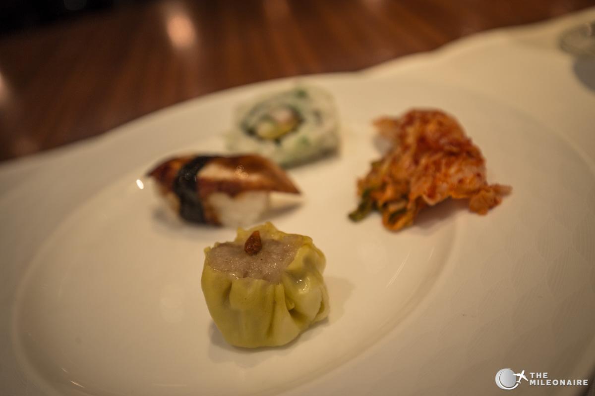 hong kong lounge snacks