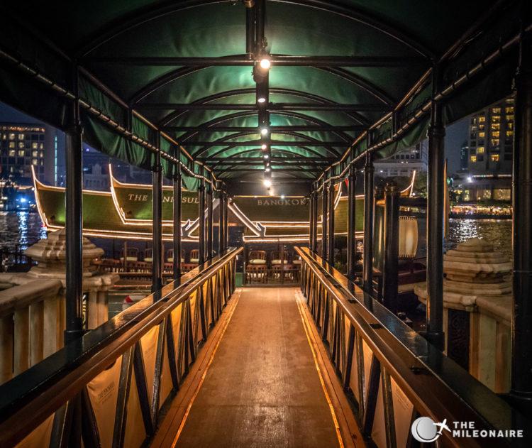 hotel ferry pier bangkok