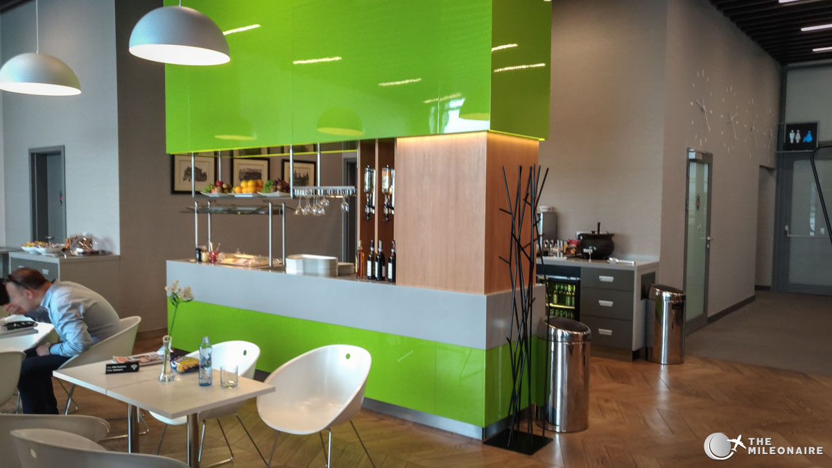 krakau business lounge