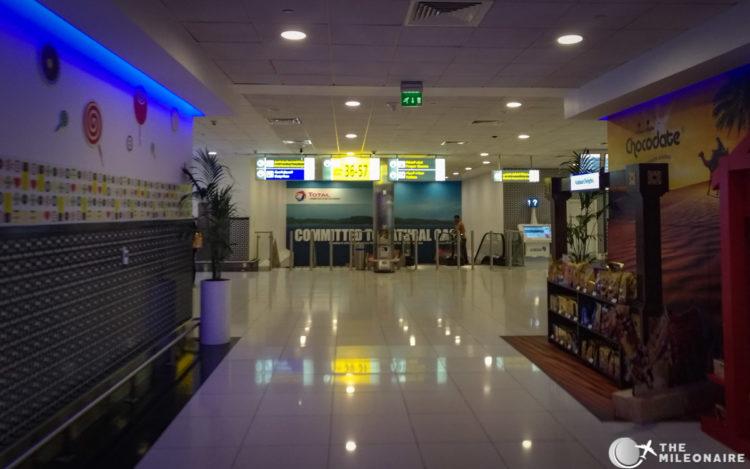 location etihad lounge abu dhabi