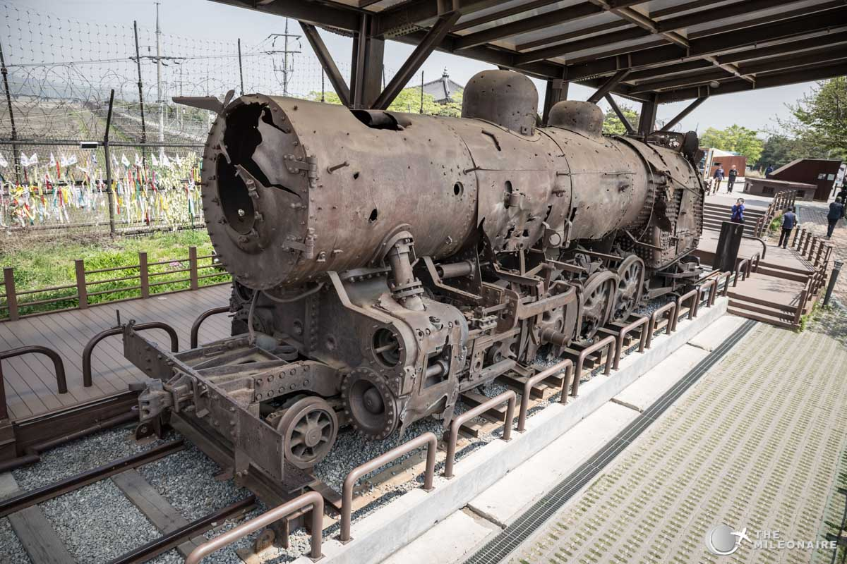 locomotive dmz
