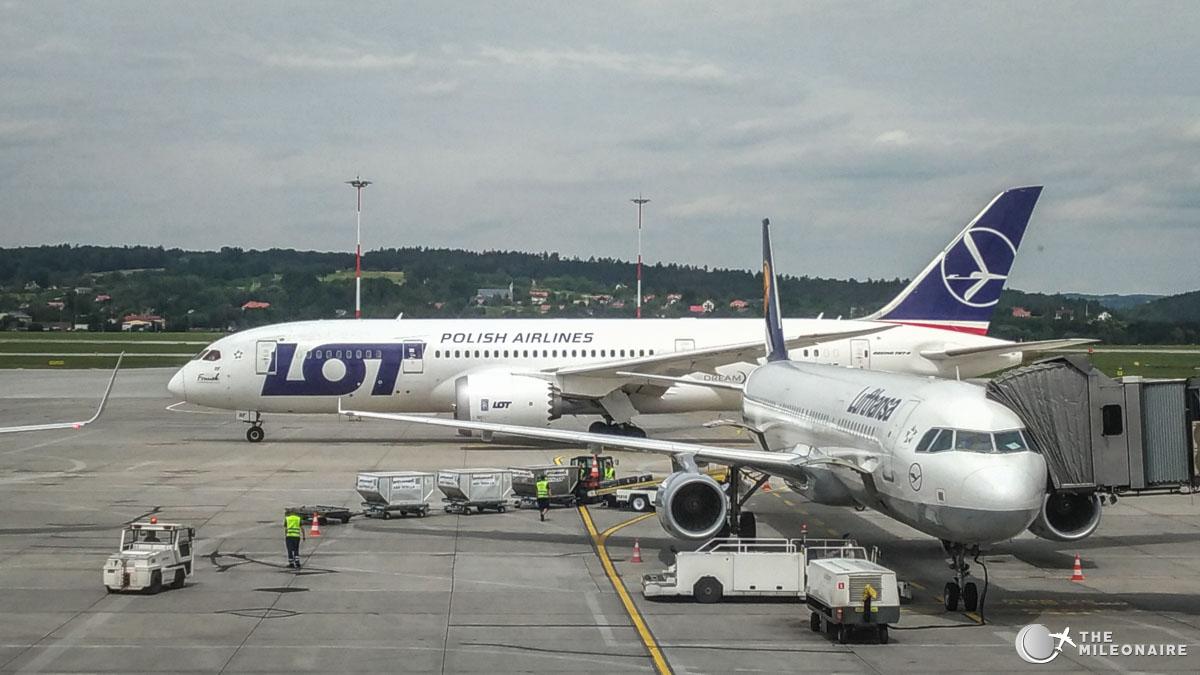 lot dreamliner 787