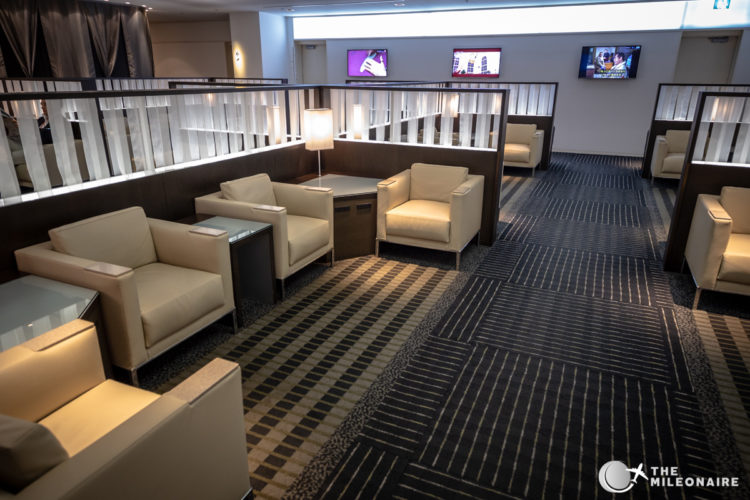 lounge area tokyo