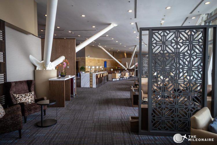 malaysia airlines lounge kul