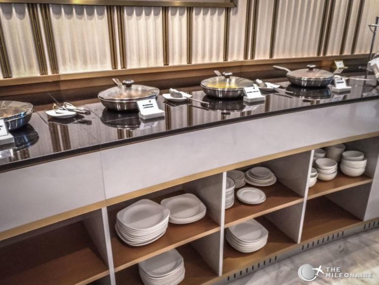 muscat lounge buffet