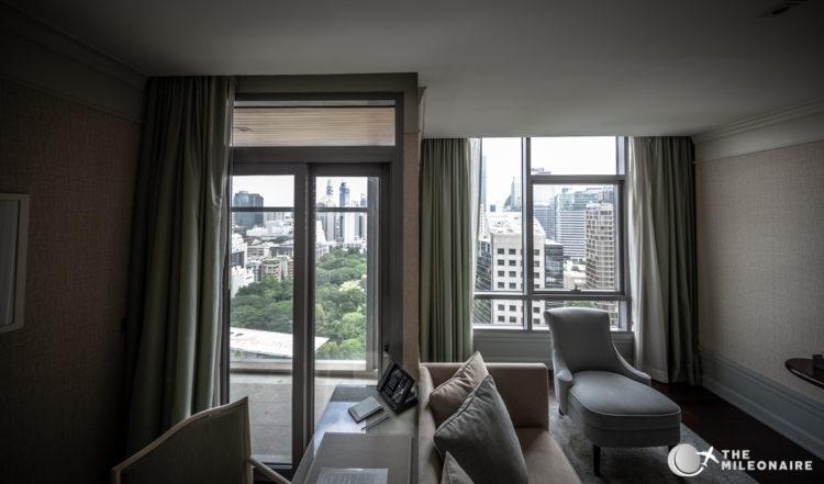 oriental residence hotel suite