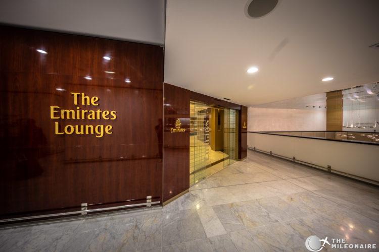 paris emirates lounge lage