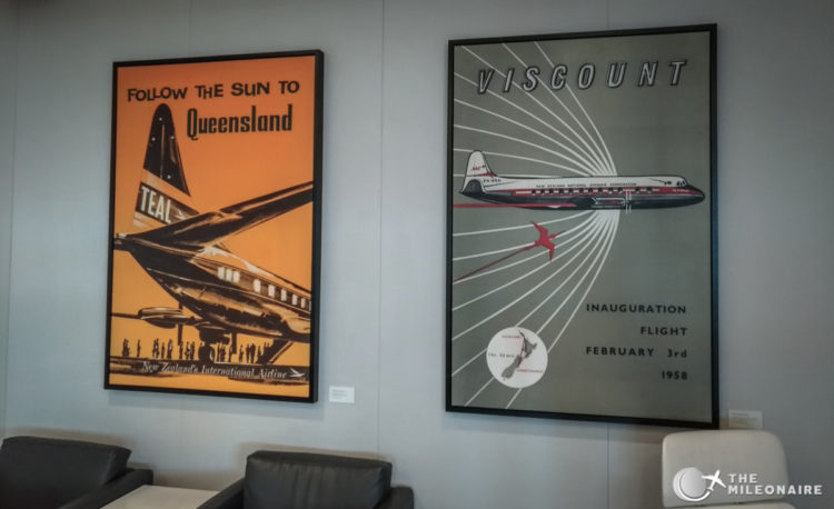 retro aviation posters