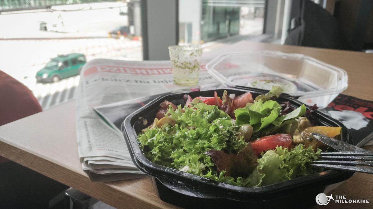 salad krakau business lounge