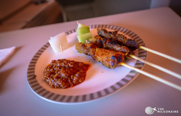 satay singapore airlines