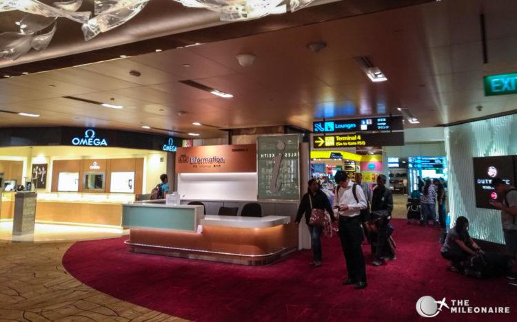 sats premier lounge singapore entrance