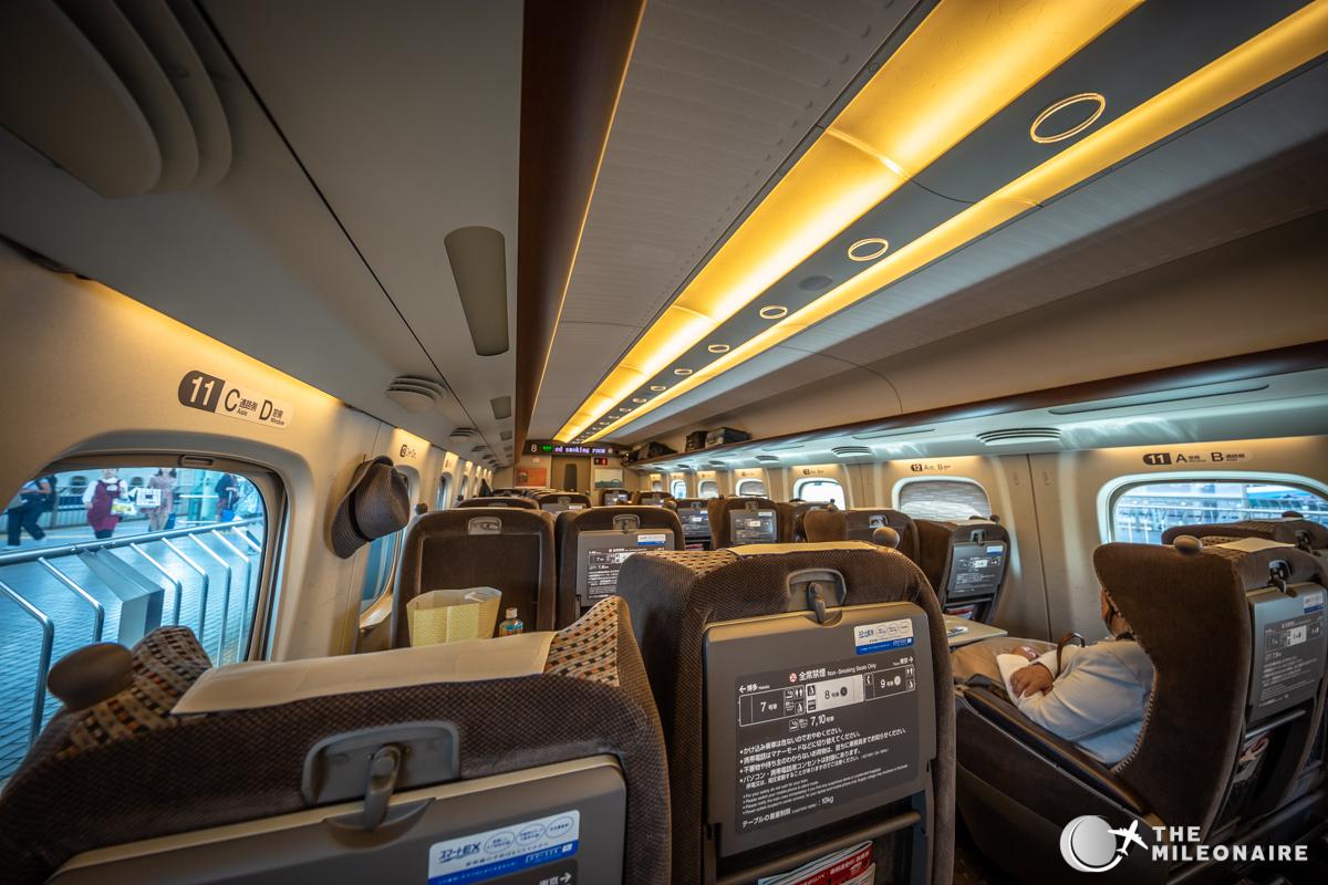 Reisebericht Japan 2018 | Teil 14: Shinkansen nach Tokio
