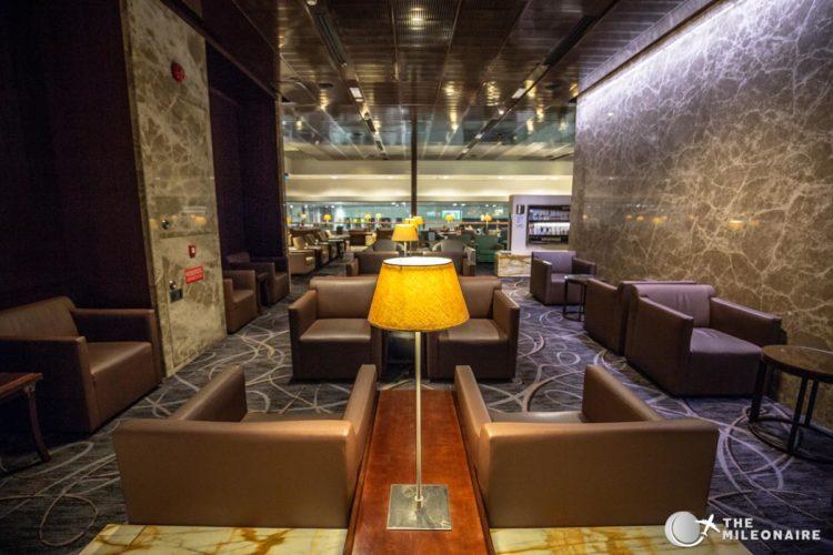 silverkris lounge singapore