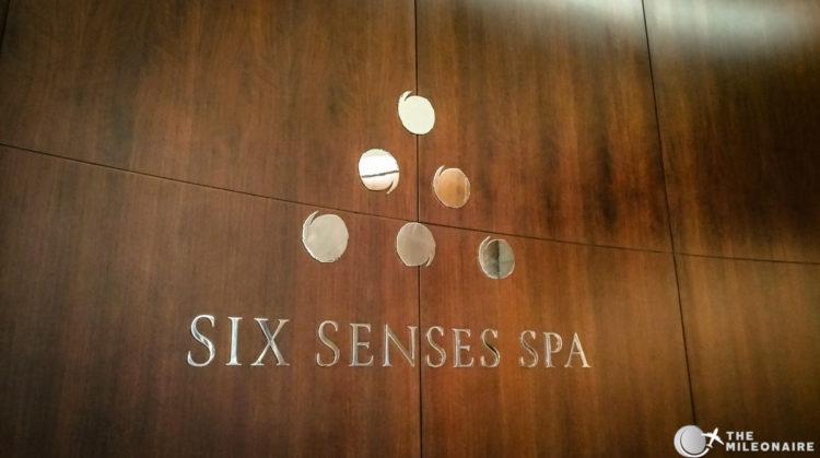 six senses spa