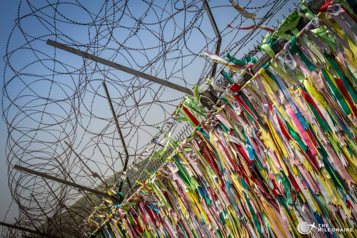 barbed wire dmz