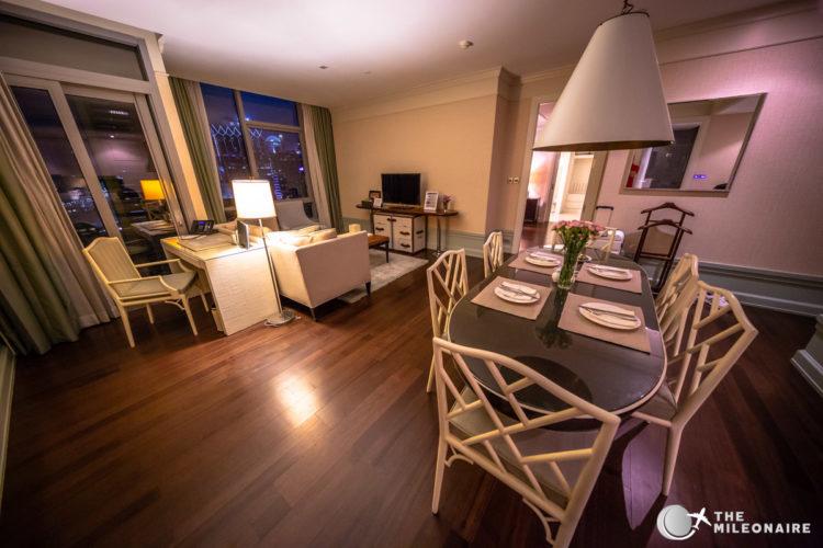 suite oriental residence bangkok